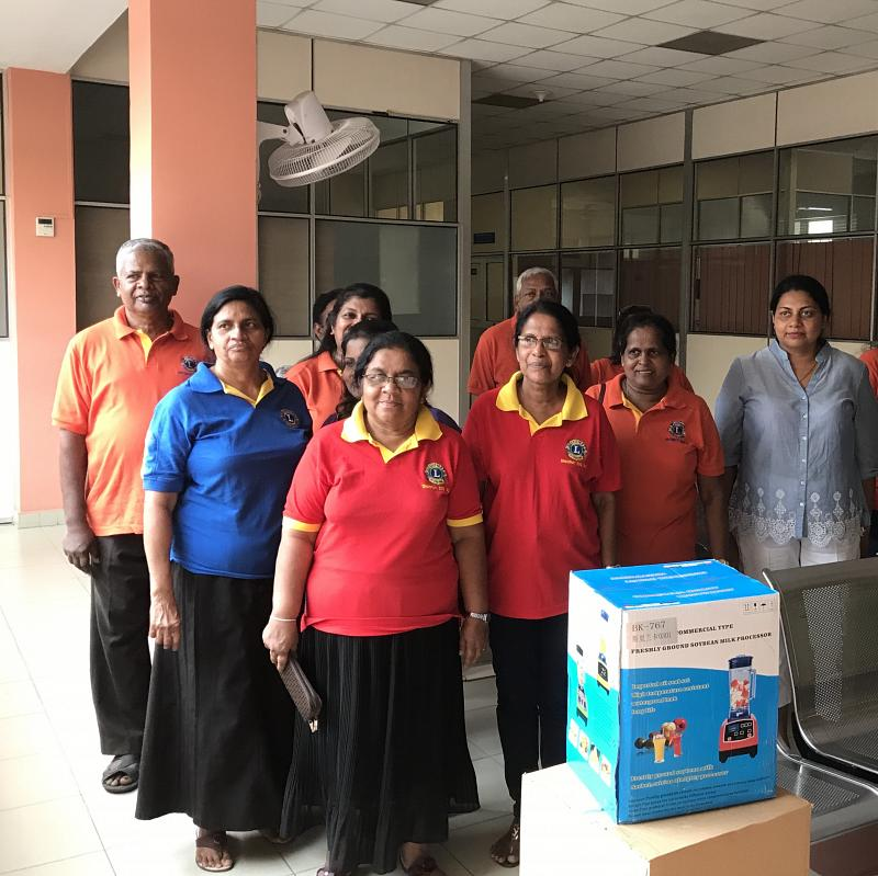 Parkglen raises thousands for the elderly & families in need in Sri Lanka